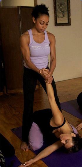 LeahMatthews Yoga